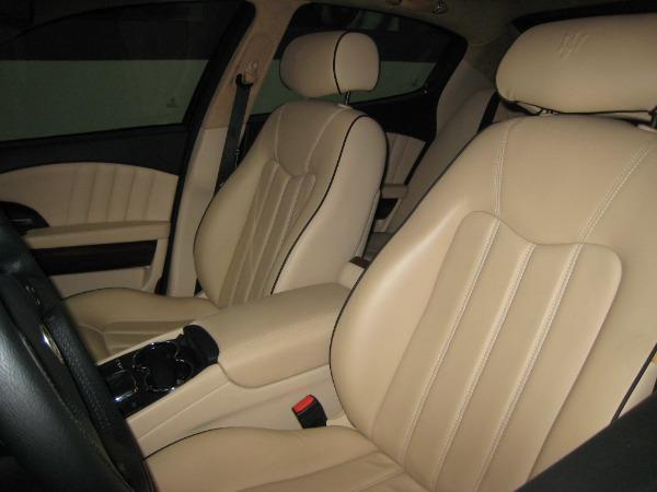 Used 2011 Maserati Quattroporte S | Miami, FL n19