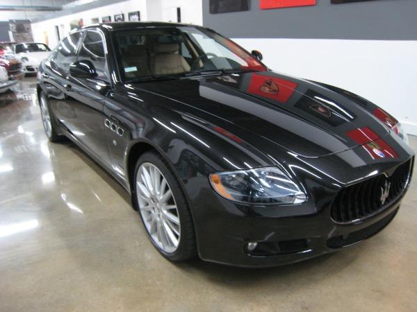 Used 2011 Maserati Quattroporte S | Miami, FL n2