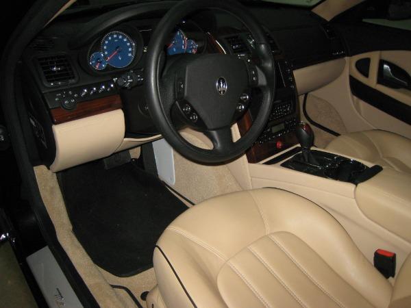 Used 2011 Maserati Quattroporte S | Miami, FL n20