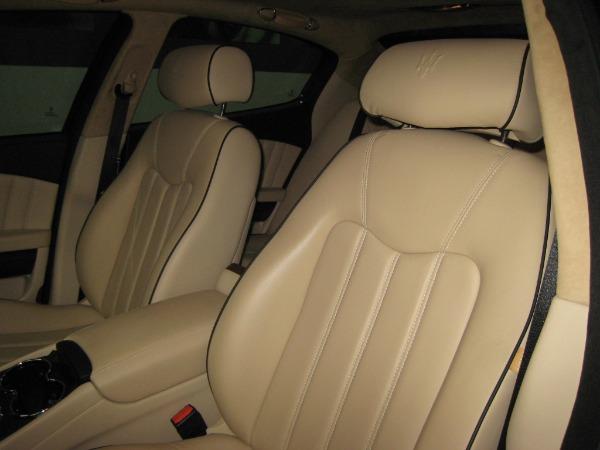 Used 2011 Maserati Quattroporte S | Miami, FL n21