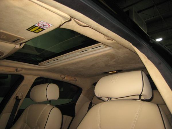 Used 2011 Maserati Quattroporte S | Miami, FL n22
