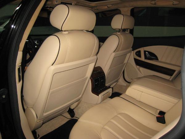 Used 2011 Maserati Quattroporte S | Miami, FL n24