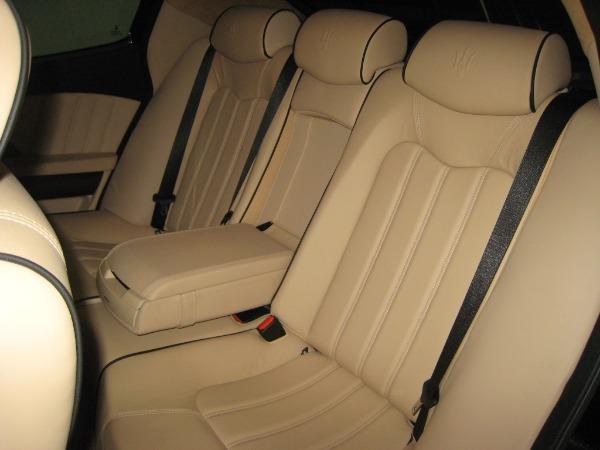 Used 2011 Maserati Quattroporte S | Miami, FL n25