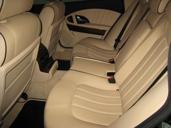 Used 2011 Maserati Quattroporte S | Miami, FL n26