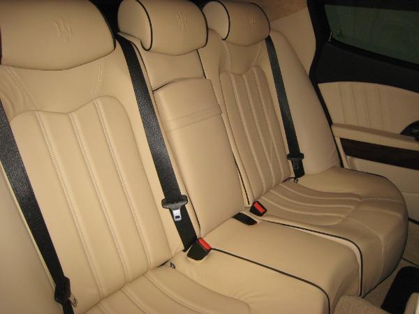 Used 2011 Maserati Quattroporte S | Miami, FL n30