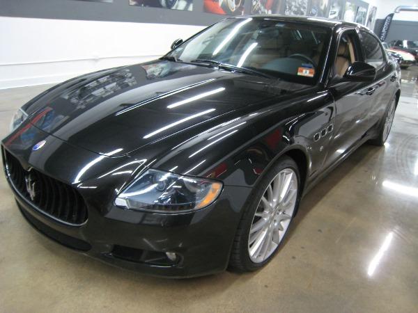 Used 2011 Maserati Quattroporte S | Miami, FL n4