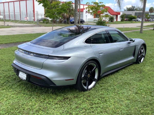 Used 2020 Porsche Taycan 4S | Miami, FL n10