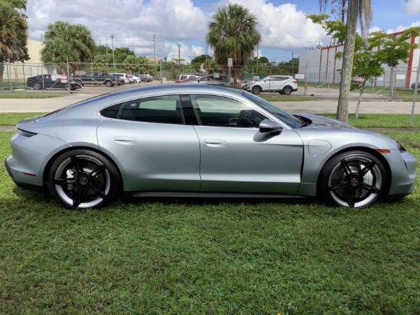 Used 2020 Porsche Taycan 4S | Miami, FL n16