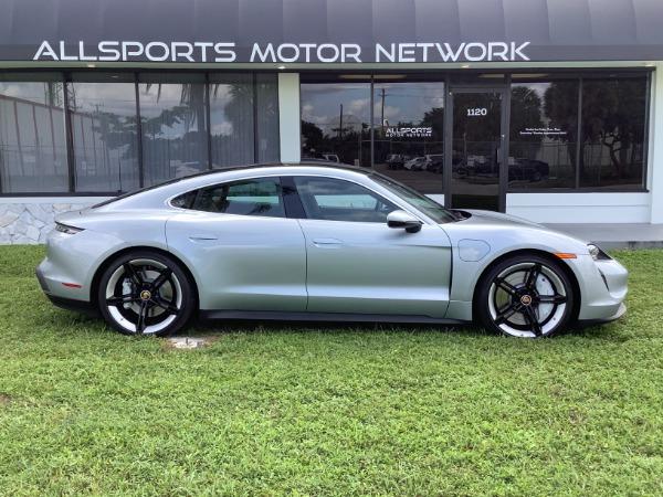 Used 2020 Porsche Taycan 4S | Miami, FL n17