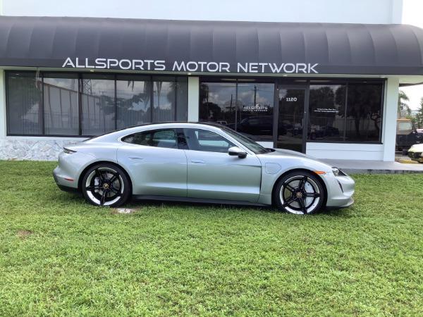 Used 2020 Porsche Taycan 4S | Miami, FL n18