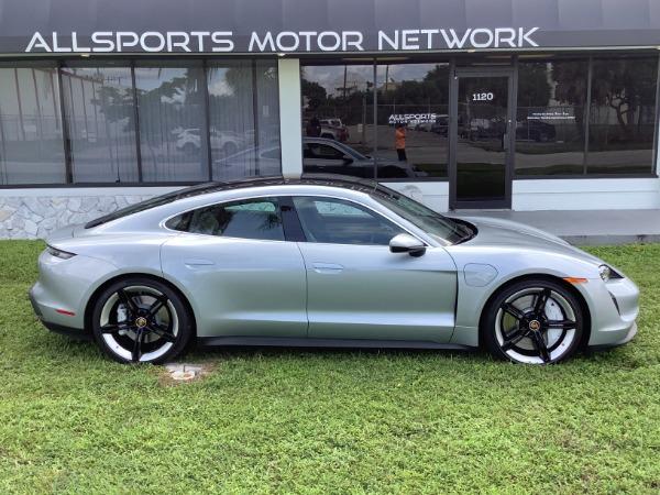 Used 2020 Porsche Taycan 4S | Miami, FL n2