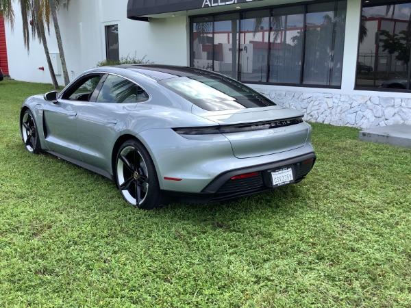 Used 2020 Porsche Taycan 4S | Miami, FL n21