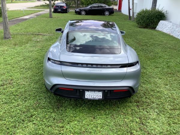 Used 2020 Porsche Taycan 4S | Miami, FL n23