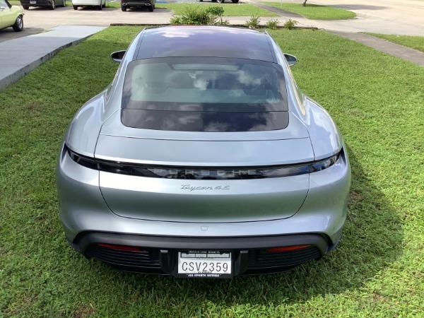 Used 2020 Porsche Taycan 4S | Miami, FL n24