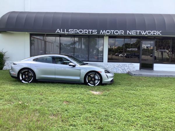 Used 2020 Porsche Taycan 4S | Miami, FL n25