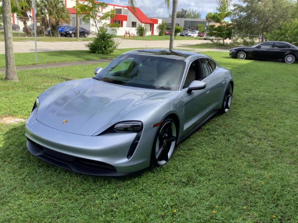 Used 2020 Porsche Taycan 4S | Miami, FL n30