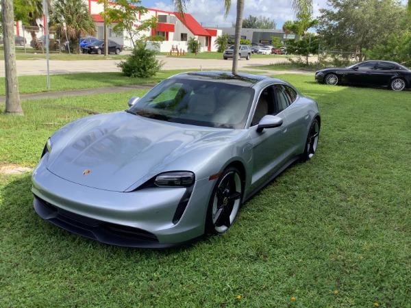 Used 2020 Porsche Taycan 4S | Miami, FL n31