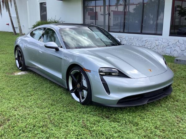 Used 2020 Porsche Taycan 4S | Miami, FL n33