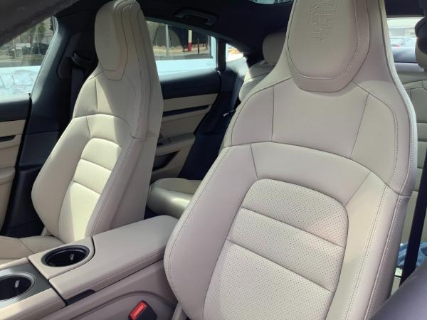 Used 2020 Porsche Taycan 4S | Miami, FL n35