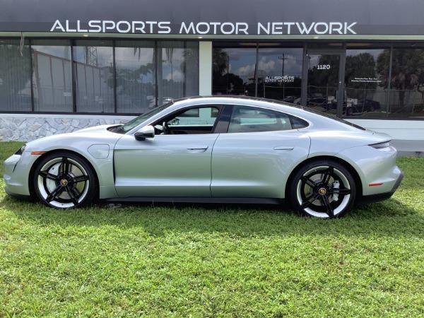 Used 2020 Porsche Taycan 4S | Miami, FL n4