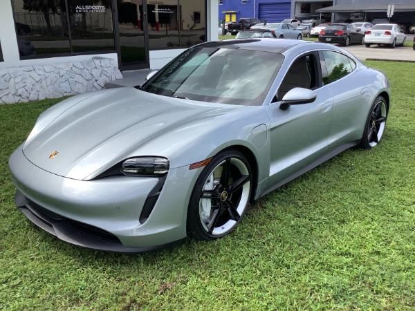 Used 2020 Porsche Taycan 4S | Miami, FL n5