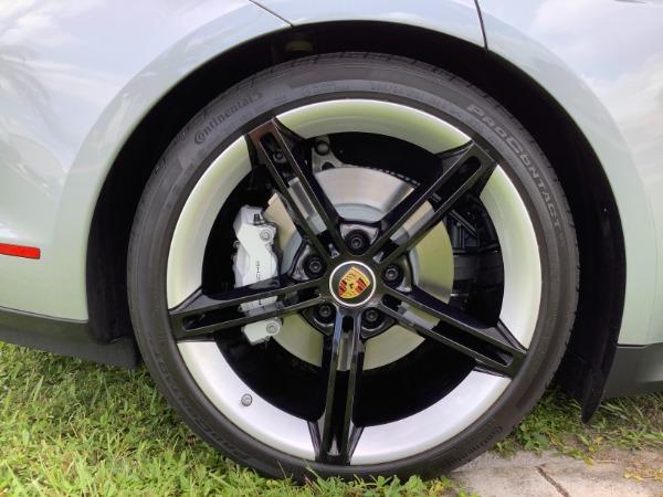 Used 2020 Porsche Taycan 4S | Miami, FL n50