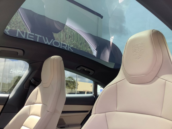 Used 2020 Porsche Taycan 4S | Miami, FL n53