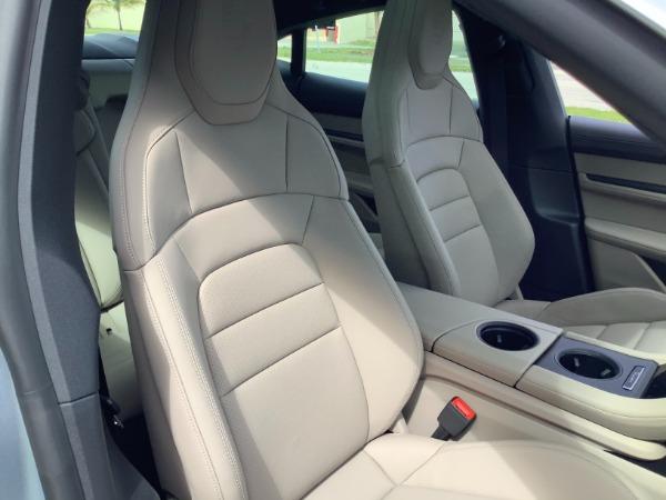 Used 2020 Porsche Taycan 4S | Miami, FL n54