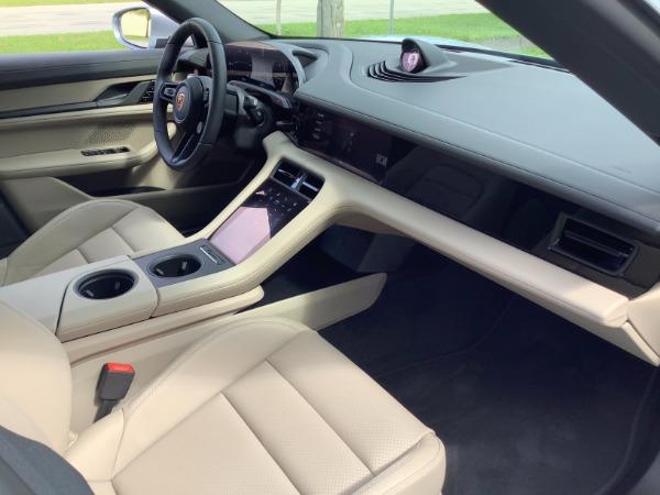 Used 2020 Porsche Taycan 4S | Miami, FL n55