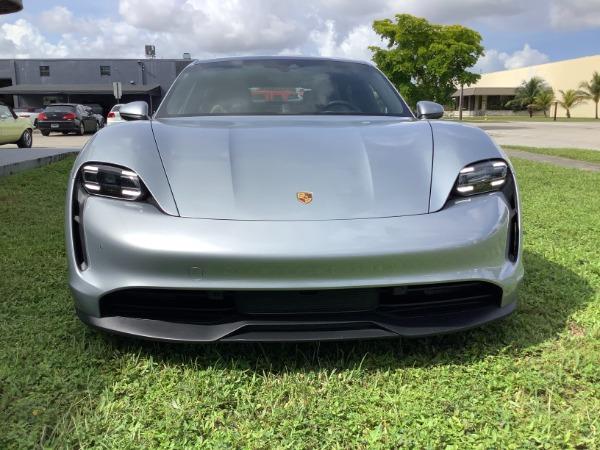 Used 2020 Porsche Taycan 4S | Miami, FL n6
