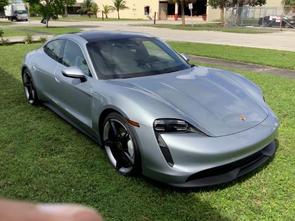 Used 2020 Porsche Taycan 4S | Miami, FL n7