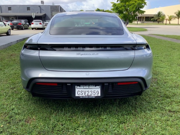 Used 2020 Porsche Taycan 4S | Miami, FL n9