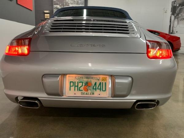 Used 2006 Porsche 911 Carrera | Miami, FL n43