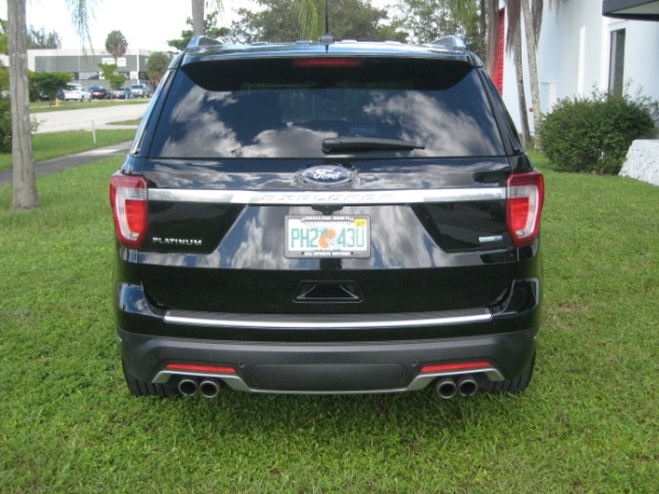 Used 2018 Ford Explorer Platinum | Miami, FL n10