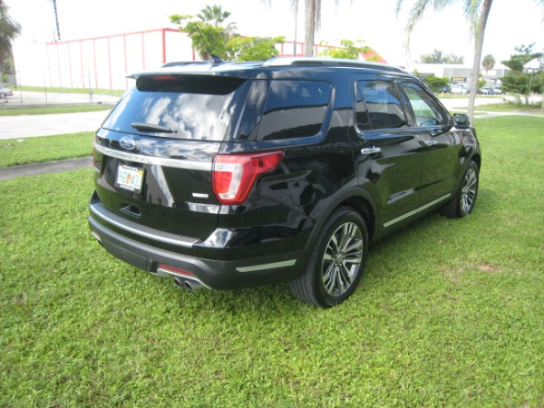 Used 2018 Ford Explorer Platinum | Miami, FL n11