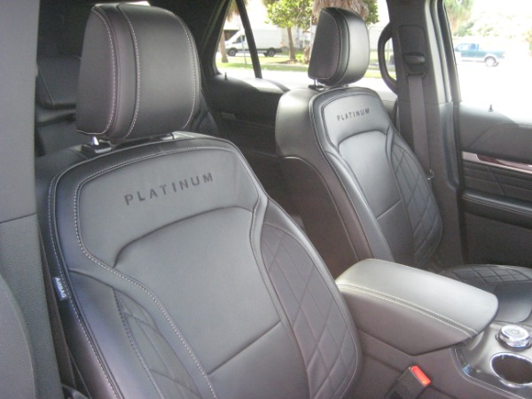 Used 2018 Ford Explorer Platinum | Miami, FL n39