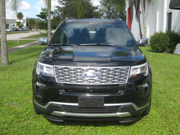 Used 2018 Ford Explorer Platinum | Miami, FL n4