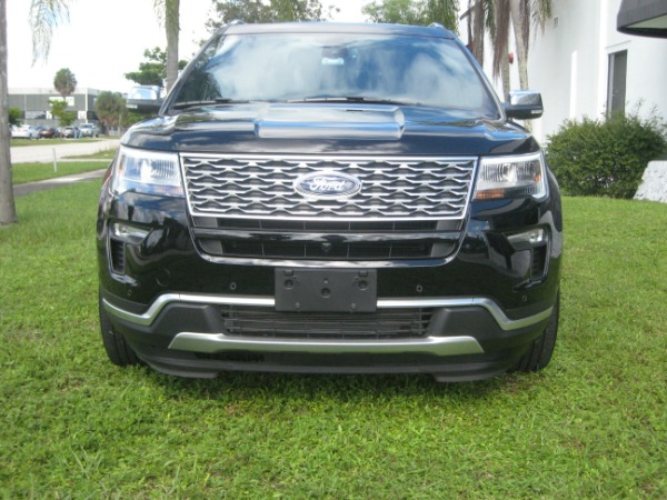Used 2018 Ford Explorer Platinum | Miami, FL n7