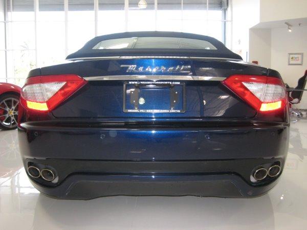Used 2012 Maserati GranTurismo GT | Miami, FL n15