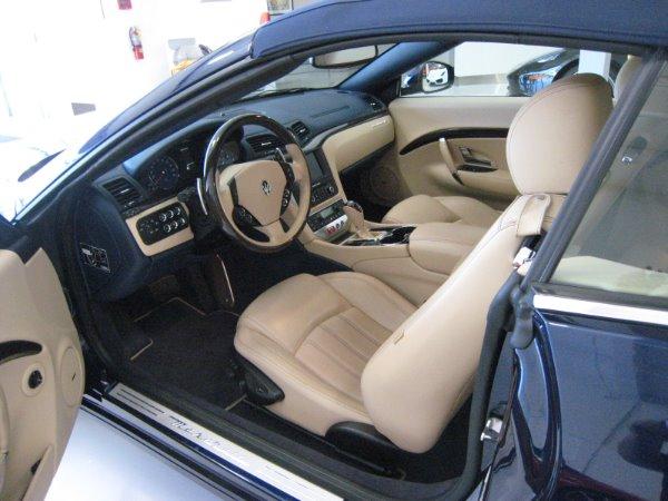 Used 2012 Maserati GranTurismo GT | Miami, FL n26
