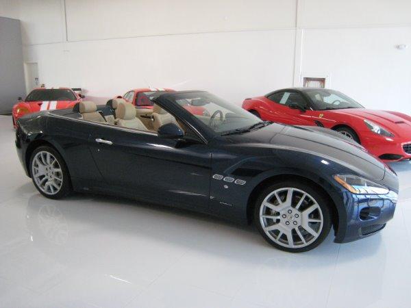 Used 2012 Maserati GranTurismo GT | Miami, FL n4