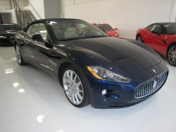 Used 2012 Maserati GranTurismo GT | Miami, FL n5
