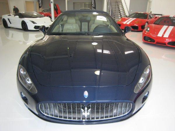 Used 2012 Maserati GranTurismo GT | Miami, FL n7