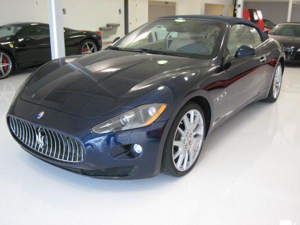 Used 2012 Maserati GranTurismo GT | Miami, FL n9