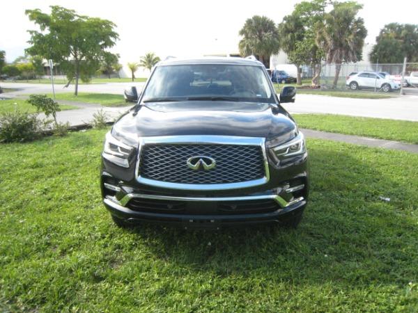 Used 2020 INFINITI QX80 Luxe | Miami, FL n3