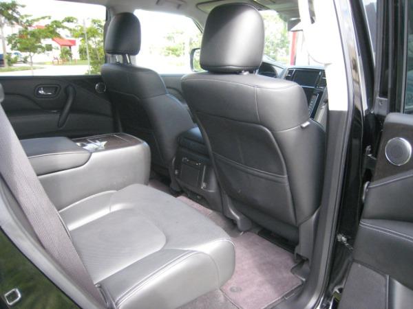 Used 2020 INFINITI QX80 Luxe | Miami, FL n33
