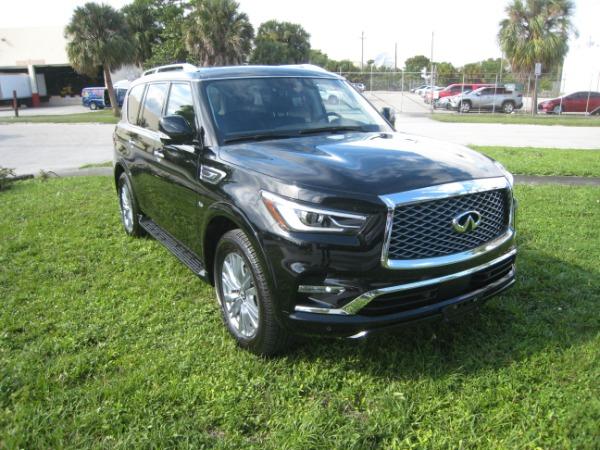 Used 2020 INFINITI QX80 Luxe | Miami, FL n4