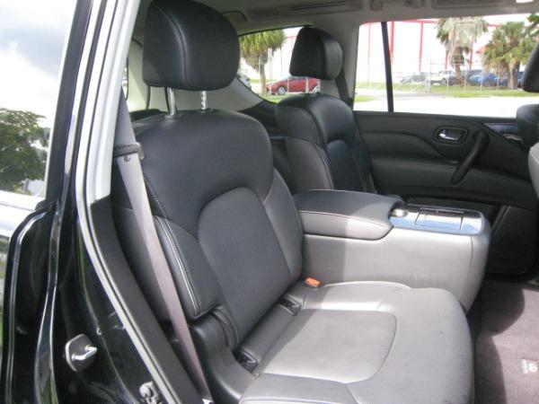 Used 2020 INFINITI QX80 Luxe | Miami, FL n40