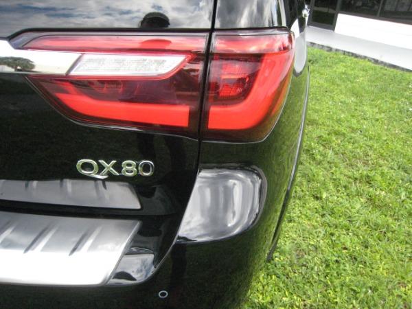 Used 2020 INFINITI QX80 Luxe | Miami, FL n49