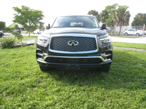 Used 2020 INFINITI QX80 Luxe | Miami, FL n5